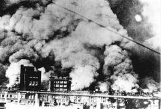 14-05-1940 half 2 's Middags werd Rotterdam gebombardeerd door de Duisters. Sinds dien was Nederland in handen van Duitsland.