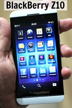 BlackBerry Z10 review - Pros and Cons