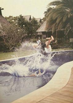 EXO Fiji Photobook Dear Happiness (chanyeol, baekhyun)