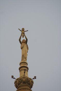 Mother Mary and Baby Jesus, Belgium