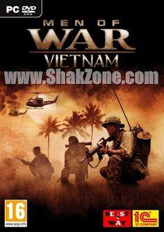 Men of War Vietnam PC Game with Full Version Free Download