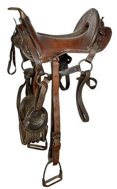 Calvary saddle