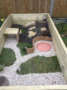 Pet turtle habitat russian tortoise Ideas for 2019 Tortoise House, Tortoise Habitat, Tortoise Table, Baby Tortoise, Turtle Pond, Pet Turtle, Turtle Cage, Box Turtle Habitat, Outdoor Tortoise Enclosure