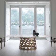 Jean Dining Table by Porada