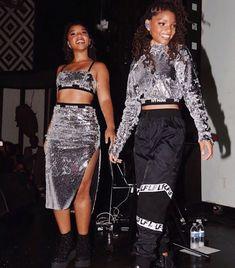 The AfroFusion Spot: Fashion: 10 Fave Celebrity Fashion Looks This Week Celebrity Fashion Looks, Celebrity Style, Chloe Halle, Curvy Petite Fashion, Fashion Outfits, Fashion Tips, Fashion Design, Fashion Bloggers, Fashion Styles