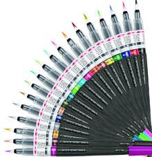 Pentel Arts Künstler- und Zeichenbedarf|Colour Brush