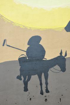 Street Art, Arte Urbana, Graffiti, O Bairro i o Mundo, Quinta do Mocho, Sacavém, Loures, Slap.