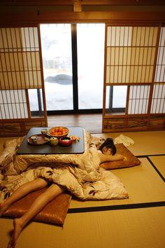 Image result for traditional kotatsu