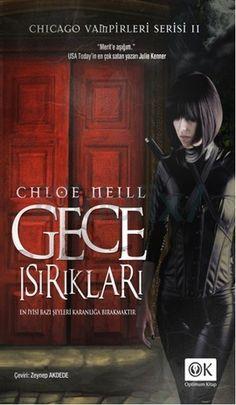 Gece Isırıkları - Chloe Neill PDF e-kitap indir
