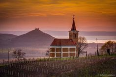 Szent György-hegy Places Around The World, Around The Worlds, Exotic Places, My Heritage, Merida, Homeland, Hungary, Cabin, House Styles