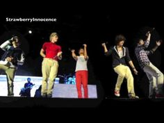One Direction-Irresistible (Empty Arena)