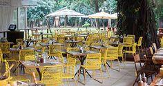 Santinho Restaurante no Museu da Casa Brasileira em SP - excelente para ir com crianças2