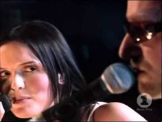 The Corrs & Bono - Summer Wine - YouTube