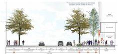 public sidewalk design - Google Search