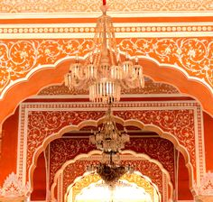 Image result for city palace jaipur lace ceiling
