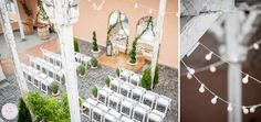 This one is a short drive, but too beautiful to miss! The rooftop at The Plaza Hotel Kamloops offers a gorgeous, private spot to wed. As seen on BRIDE. Indoor Ceremony, Wedding Ceremony, Plaza Hotel, Event Photography, Event Styling, Event Venues, Wedding Styles, Wedding Ideas, Videography