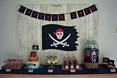 Partyummy's Birthday / Pirates - Photo Gallery at Catch My Party