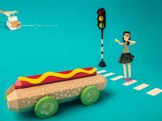 115 publicités créatives de novembre 2014