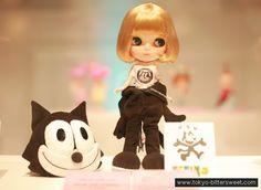 "9th Blythe dolls charity exhibition ""Manga Girls Inspiration"" in Omote-sandō Hills » Tokyo Bittersweet"