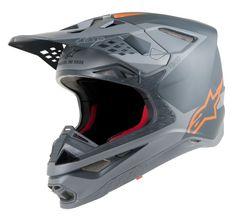 859f9d78 Alpinestars M10: ECE 22/05 certifications Motocross Helmets, Motorcycle Gear,  Visors,