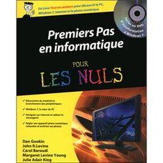 Pour Les Nuls - Pour Les Nuls, Livre avec un DVD