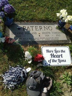 PENN STATE – PATERNO – God Bless Joe Pa.