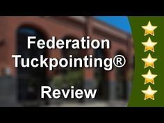 "Federation Tuckpointing® ""Crumbling State No More!"" - Brick and Mortar Restoration Brick Restoration, Mortar Repair, Rising Damp, Load Bearing Wall, Eye For Detail, Five Star, Home Ownership, Cavities, How To Remove"