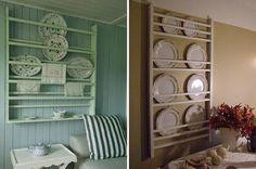 diy plate rack from a crib, Creative Old Crib Repurpose Ideas, http://hative.com/creative-old-crib-repurpose-ideas/,
