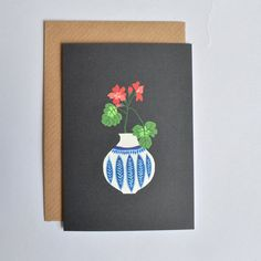 brie harrison greeting card