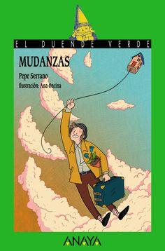 Mudanzas Pepe Serrano Ilustraciones de Ana Oncina