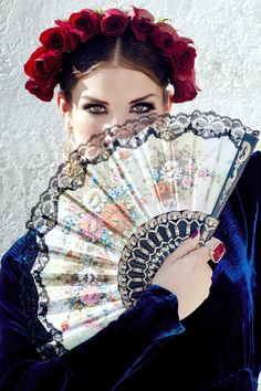 Lady of Spain - September 2012  