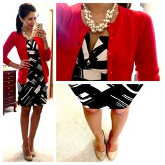 Hello, Gorgeous!: this girl pins her work outfits everyday and tells you where to get the items! So helpful!