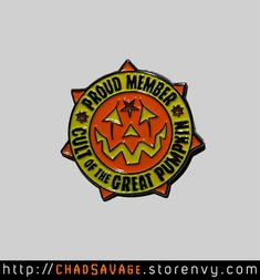 The+Great+Pumpkin+has+a+cult+-+let+the+world+know+that+you're+a+proud+member+of+it!+You+can+put+it+on+a+cap,+jacket,+bag,+anything!  The+Great+Pumpkin+has+a+cult+-+let+the+world+know+that+you're+a+proud+member+of+it!+You+can+put+it+on+a+cap,+jacket,+bag,+anything!  The+pin+is+soft+enamel,+jus...