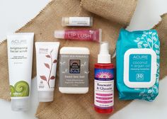 iHerb Haul - Acure Organics, Hurraw!, DeVita + More - Green by Mercy