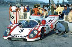 Volta Rápida: Foto 612: Porsche Austria, Daytona 1970