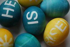 Easter! My grandma would appreciate...