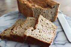 Pão de Liquidificador sem Glúten e sem Lactose