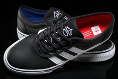 new product dc610 36385 adidas Adi-Ease Daewon Song Black White