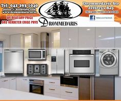 Drommedaris will take in your old appliances as part trade in on a brand new unit. With our wide range of top brands, we are able to give you the best prices and will deliver free of charge as well. #leathercare #lifestyle #homeimprovement