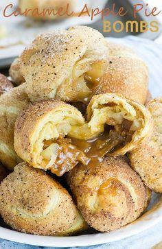 Caramel Apple Pie Bo