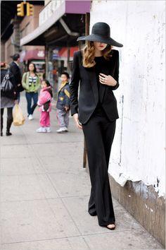 Trend: the mono-suit #fashion