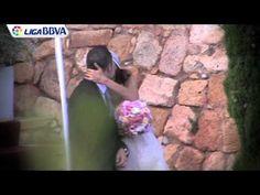 La boda de Iniesta