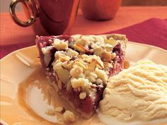 My favorite pie to make, love the tartness of the raspberry when paired with the sweet almond paste and crisp granny smith apples...so yummy!