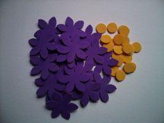 Figuras de goma eva para manualidades y decoración 140 unidades | eBay