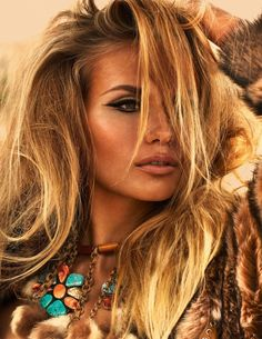 Natasha Poly & Lily Aldridge Are 'Born to be Wild', Lensed By Mert & Marcus For Vogue Paris September2015 - 0- News for Women, Fashion & Style, Women's Rights - Women's Fashion & Lifestyle News From Anne of Carversville