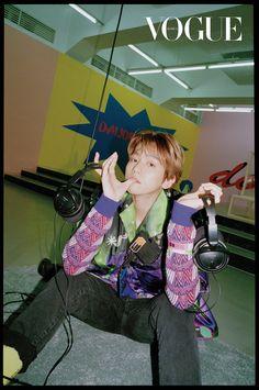 Baekhyun for Vogue Korea December Issue] Vogue Korea, Kyungsoo, Taemin, Shinee, Stage, Ko Ko Bop, Kim Minseok, Exo Do, Wattpad