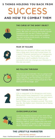 """I want to share with you a quote that one of my friends told me that still resonates with me today: """"The difference between doing what you really want to do and what you are doing now is simply doing it."""" I've created this #infographic to help other #entrepreneurs, #bloggers"""