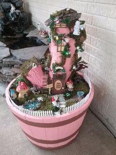 fairy knomes garden