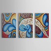 Hand Painted Oil Painting Abstract with Stret... – USD $ 112.79