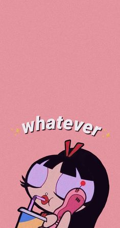 buttercup powerpuffgirls lockscreen wallpaper pink pinkwallpaper aesthetic cartoon whatever 840625086680210111 Pink Wallpaper Cartoon, Powerpuff Girls Wallpaper, Funny Iphone Wallpaper, Mood Wallpaper, Aesthetic Pastel Wallpaper, Cute Cartoon Wallpapers, Aesthetic Wallpapers, Aesthetic Gif, Aesthetic Grunge